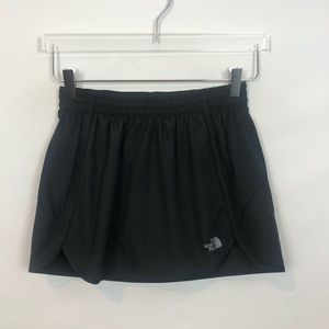 The North Face Rapida Black Skort XS